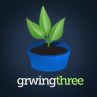Grwing Three